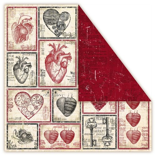 Oboustranná Holmes in Love - Valentine