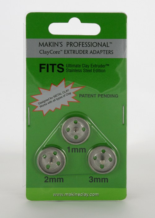 Adaptér na výrobu dutých prutů - 1mm, 2mm, 3mm