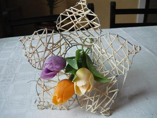 Pedig - držák na kytky