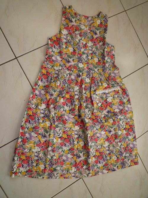 Šaty  nebo zástěrka