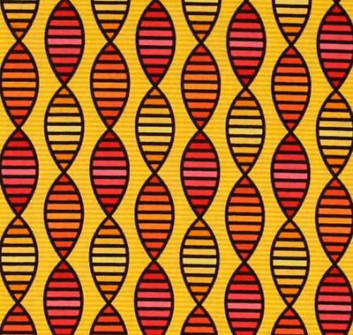 DNA - metráž, bavlněné látky