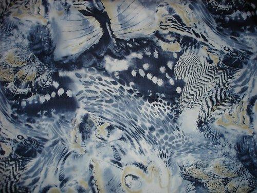 elastická bavlna 0,65m šíře 150cm