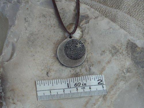 Přívěsek-Měsíční amulet
