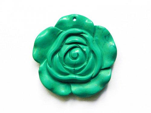 Zelená růže ((PM113))