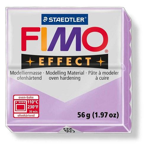 Fimo effect pastelová lila 605