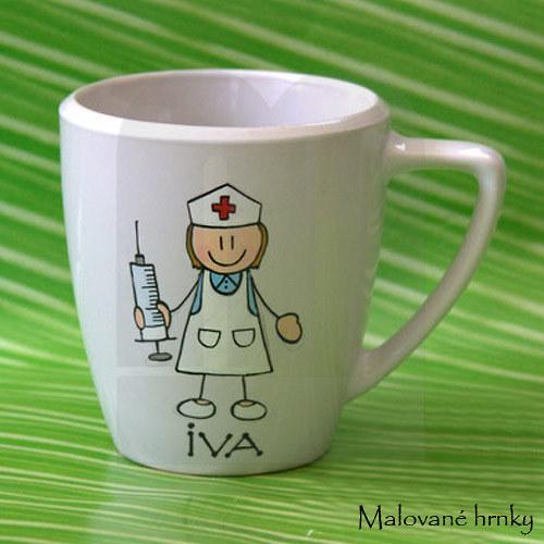 Hrneček pro zdravotní sestřičky :)