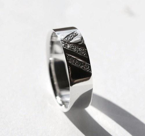 snubní prsteny M18