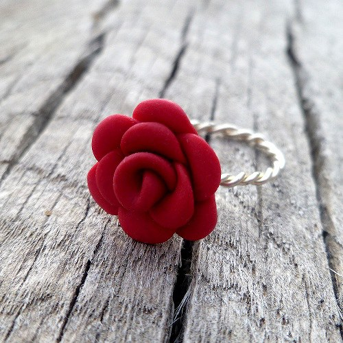 Prstýnek Rose
