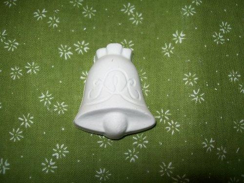 sádrový odlitek - zvoneček 4 x 5 cm