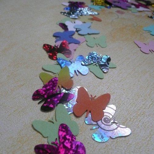 Výseky - motýlci