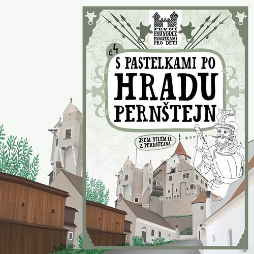 S pastelkami po hradu Pernštejn