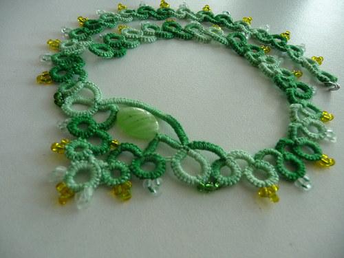 Mojito náhrdelník