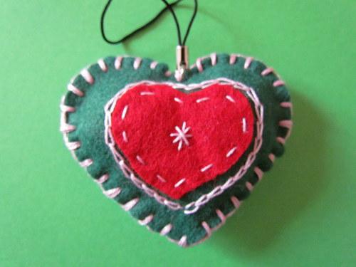Srdce z lásky darované