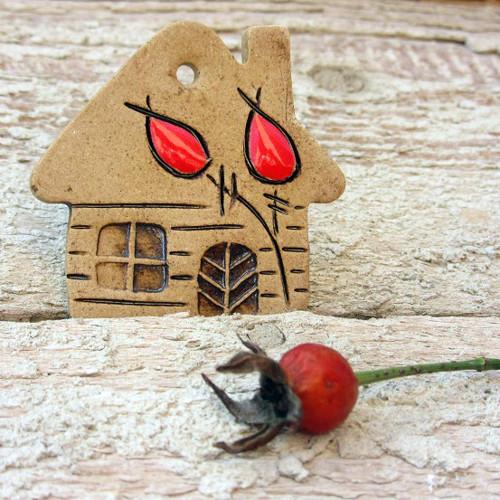 Keramický domek