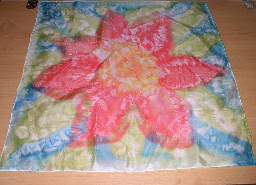 Šátek na krk mořská hvězda