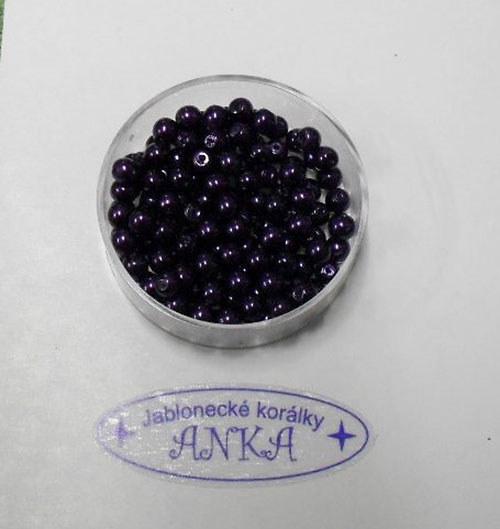 4 mm fialové 85ks