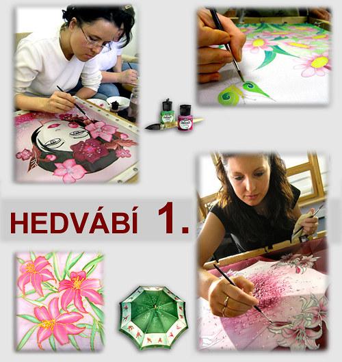 Kurz- HEDVÁBÍ 1. (úvod), Praha 9 - INDIVIDUÁL