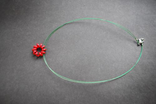 Červená spirálka