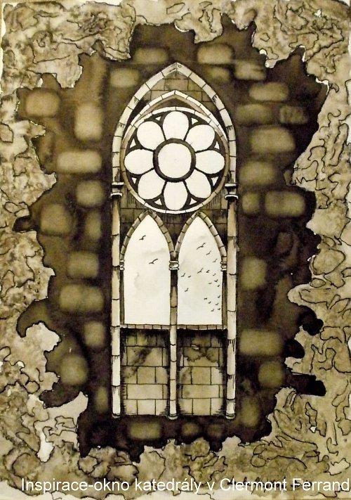 Inspirace gotikou
