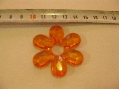 Květina oranžová