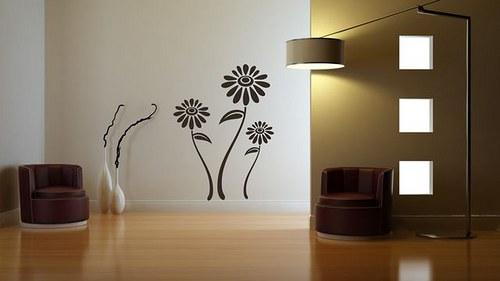Samolepíci dekorace na zeď 3087n