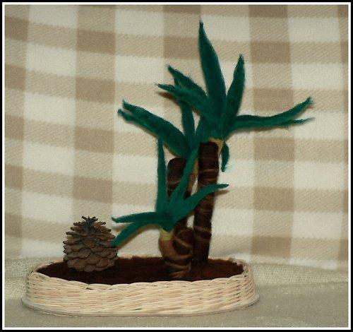 Bonsai Yucca /původní cena 277,-/