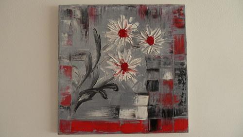 Květinový motiv