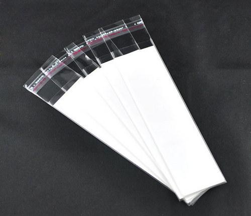 dárkové kartičky na bižuterii/ 130x35mm/ 5ks