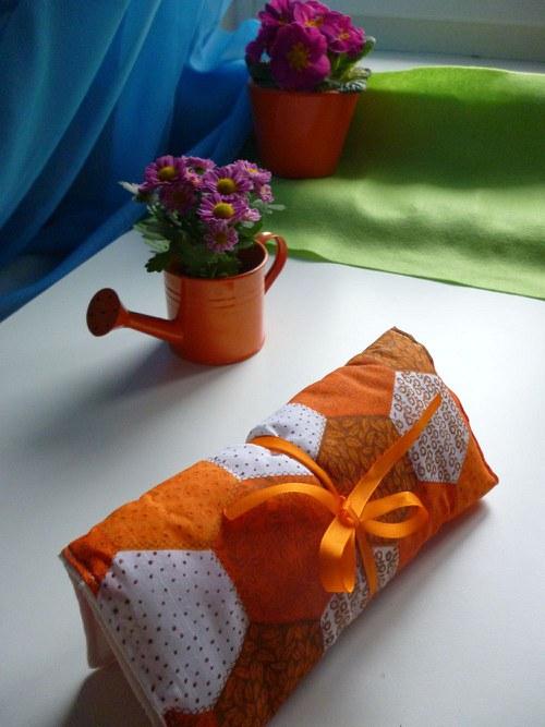 oranžová variace...