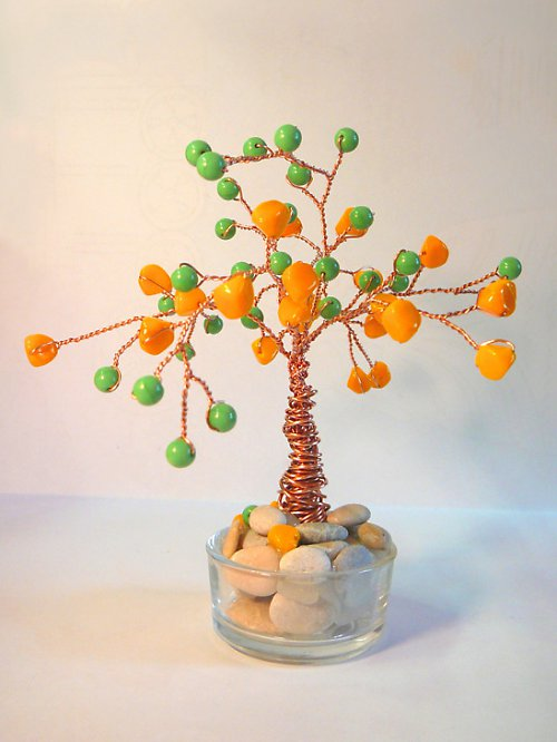 Stromeček - hruštičkovník