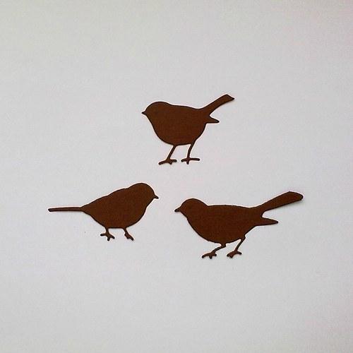 Výsek - Tři ptáčci