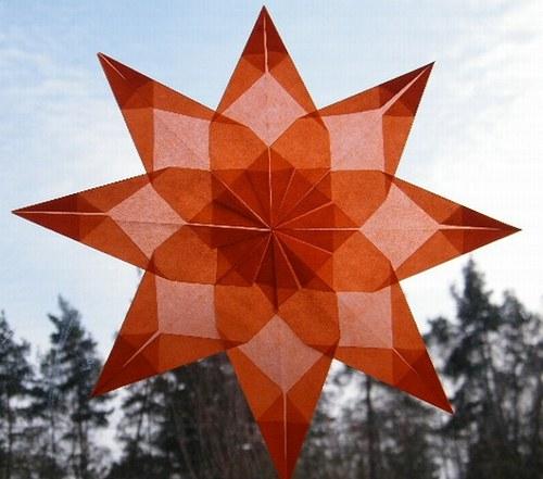 Oranžová hvězda