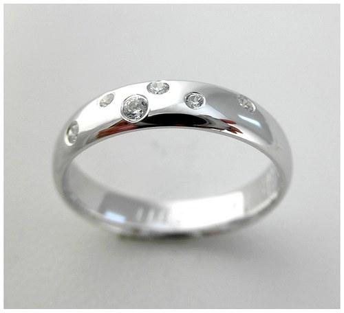 Snubní prsteny 6, 7