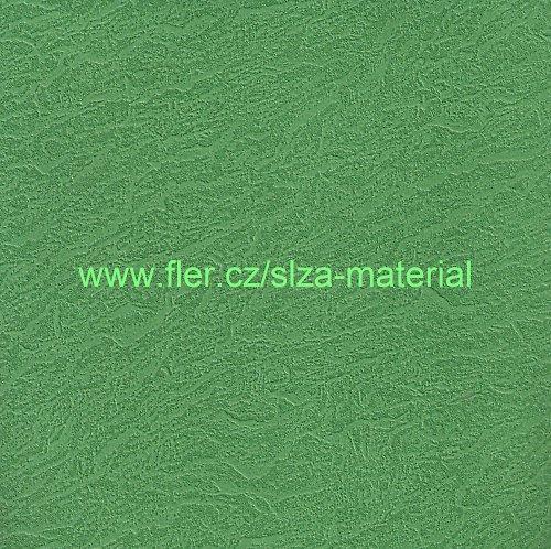 Papír kreativní zelený SP15