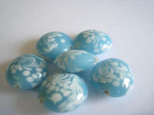 SLEVA - Modré lentilky - 5 ks / 15,-- Kč
