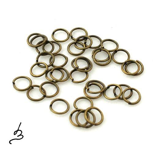 Spojovací kroužky SZ 6/0,6 mm