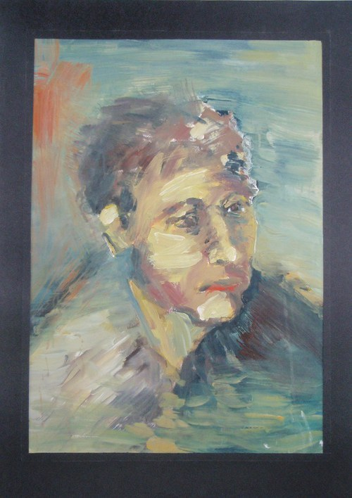 Portrét 1