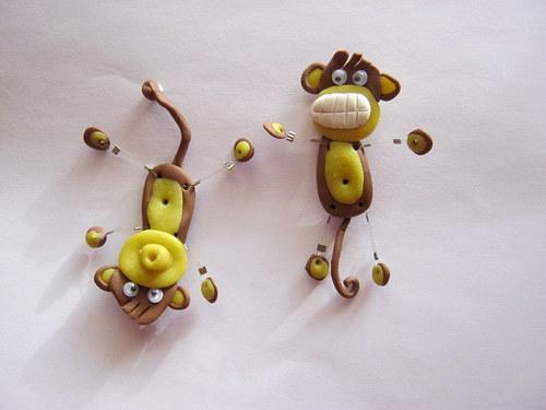 Opičky :)