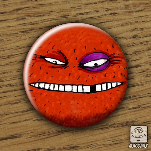 Red - placka