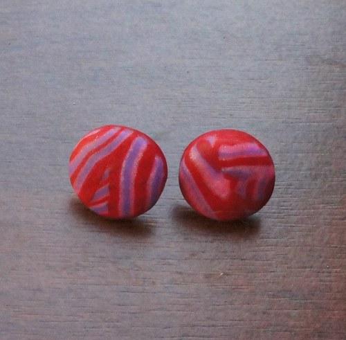 Růžové pecky II. - menší