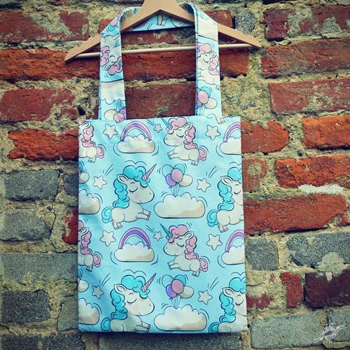 Plátěná taška JEDNOROŽEC