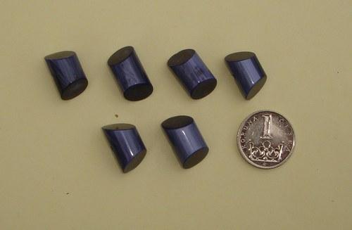 knoflíky modré