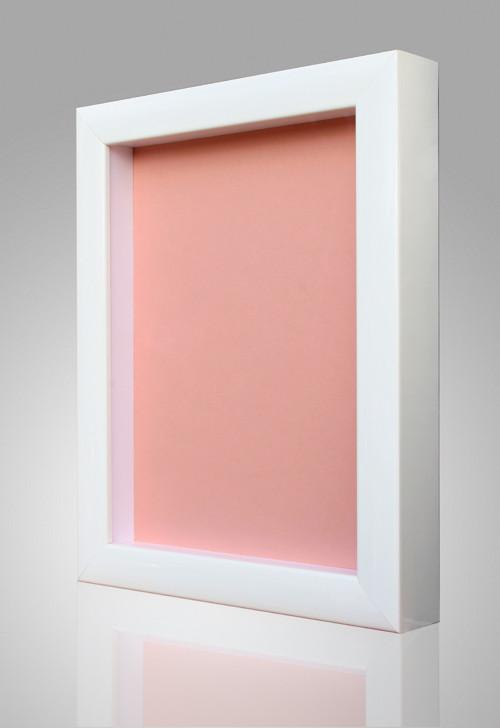 Vitrínový rámeček 30x30 cm na předměty