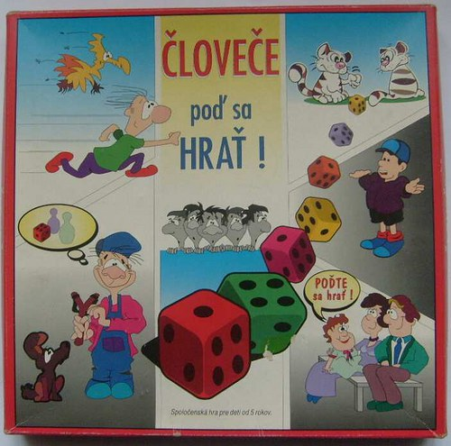* Človeče, poď sa hrať !* Slovenská verze legendy*