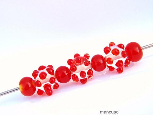 červené maliny