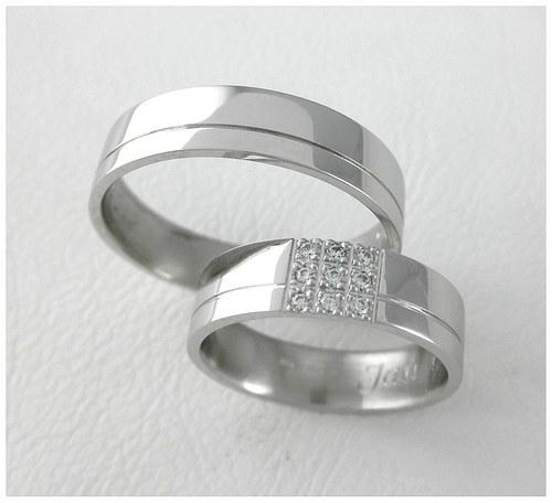 Snubní prsteny č. 47