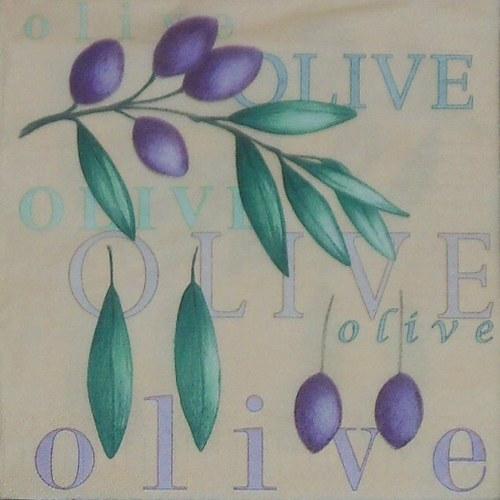 Olivy s nápisy