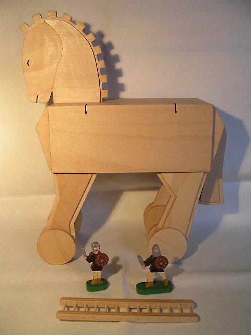 Trojský kůň