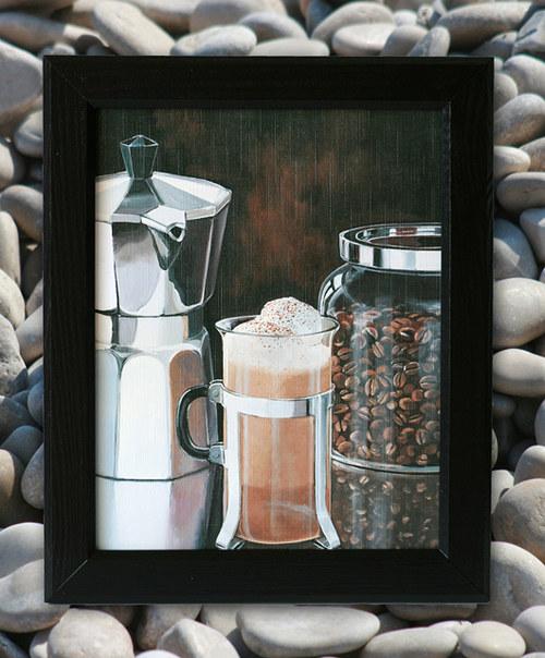 Zátiší s kávou IV.