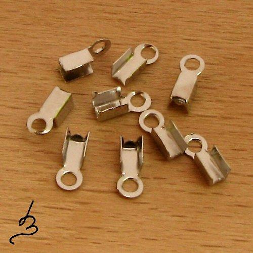 Koncovky na kůži PT 2,5x8 mm, 20 ks